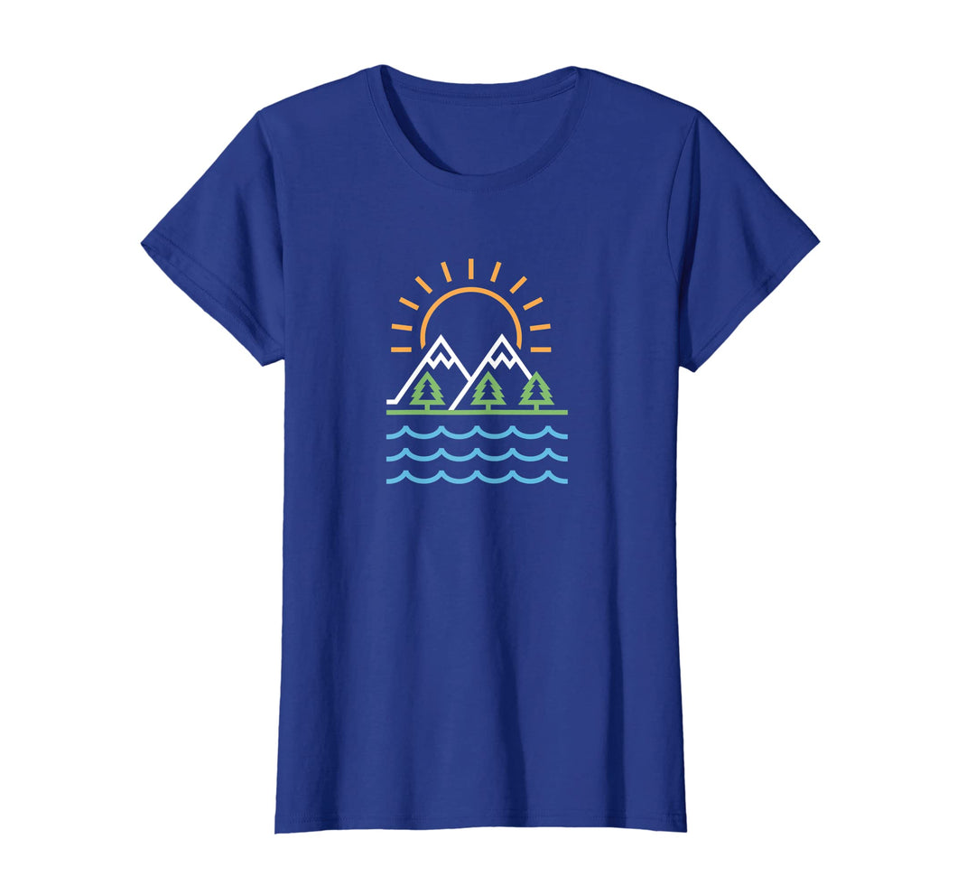 Mountains & Sea TShirt