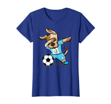 Load image into Gallery viewer, Dog Dabbing Guatemala Soccer Jersey Shirt Football Lover Tee