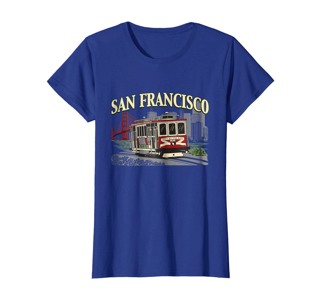 San Francisco Golden Gate Tshirt California Republic T-shirt