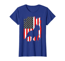 Load image into Gallery viewer, Cane Corso American Flag USA Patriotic Shirt Dog Gift