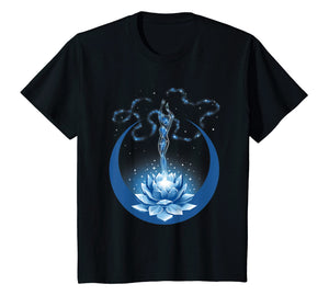 Sailor Crystal Graphic Moon T-Shirt