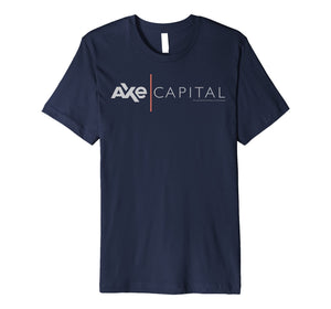 Billions Axe Capital Company Logo Premium T-Shirt