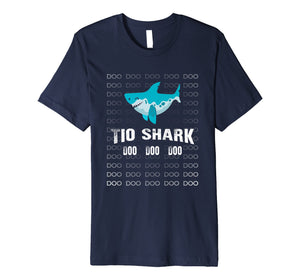Tio Shark Shirt Doo Doo Matching Family Shark T-Shirt