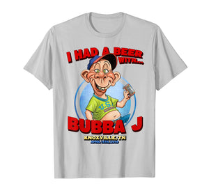 Bubba J Knoxville, TN T-Shirt