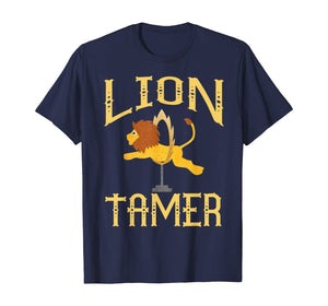 Circus Lion Tamer Shirt - Lion Tamer Costume  T-Shirt