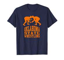 Load image into Gallery viewer, Oklahoma State Wrestling Shirt