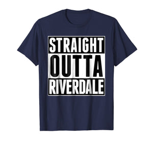 Straight Outta Riverdale United States America New York USA