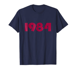 1984 T-Shirt Existential Philosophical Thought Provoking Tee