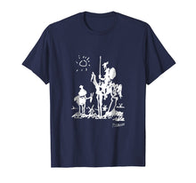 Load image into Gallery viewer, Pablo Picasso Don Quixote T-shirt