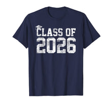 Load image into Gallery viewer, Class Of 2026 T-Shirt Graduation Kindergarten Back To School