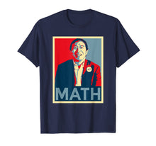 Load image into Gallery viewer, Andrew Yang Math T Shirt Yang 2020 Hope Poster Tee