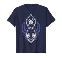 Load image into Gallery viewer, Hecate Shirt. Goddess of the Moon and Magic. Pagan Wicca Art