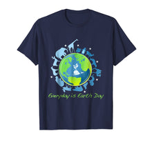 Load image into Gallery viewer, Everyday is Earth Day T-Shirt
