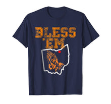 Load image into Gallery viewer, Bless 'Em - Funny Cleveland Sports Shirt