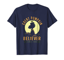 Load image into Gallery viewer, Peanuts-Great Pumpkin believer since 1966 Shirt | Halloween