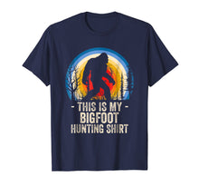 Load image into Gallery viewer, Bigfoot Hunting, Bigfoot Hunter Shirt, Hunting Big Foot