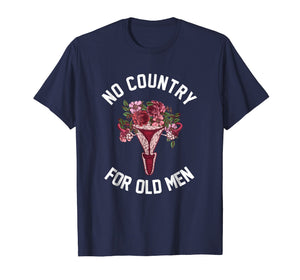 No Country Old Men T-shirt