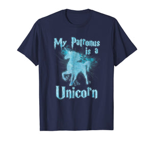 My Patronus Is a Unicorn OFFICIAL T-Shirt New 2018