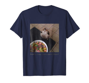 May I Have Some Loops Brother? Cute Kitty T-Shirt