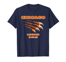 Load image into Gallery viewer, Chicago American Football Jersey UK London Fan T-Shirt