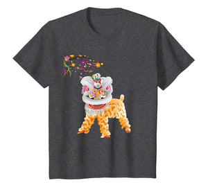 Beautiful Chinese Lion Dance Shirt Outfit Costume Gift