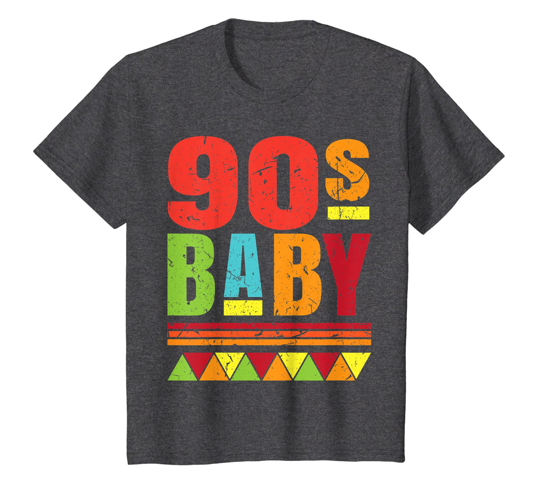 90s Baby Shirt The 90's Tee Nostalgia Party T-shirt Gift Tee