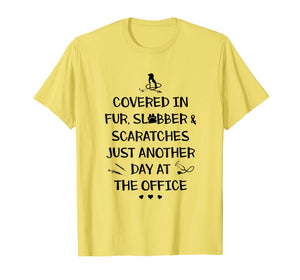Vet Tech T-shirt, Just Another Day At The Office T-shirt