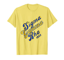 Load image into Gallery viewer, Sigma Gamma Rho t shirt / Sgrho shirt / Sgrho paraphernalia