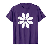 Load image into Gallery viewer, Alzheimer's Awareness T-Shirt - Purple End ALZ #ENDALZ