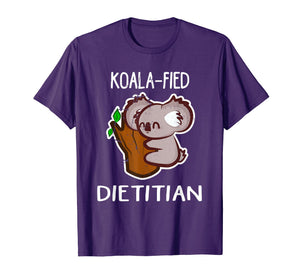 RD Koala-Fied Registered Dietitian Nutritionist Day T Shirt