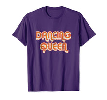 Load image into Gallery viewer, DANCING QUEEN Vintage Large Print w/Shadow 1970's T-Shirt