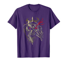Load image into Gallery viewer, Anime Overlord Ainz T-Shirt