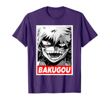 Load image into Gallery viewer, Bakugou Anime Graphic T-Shirt