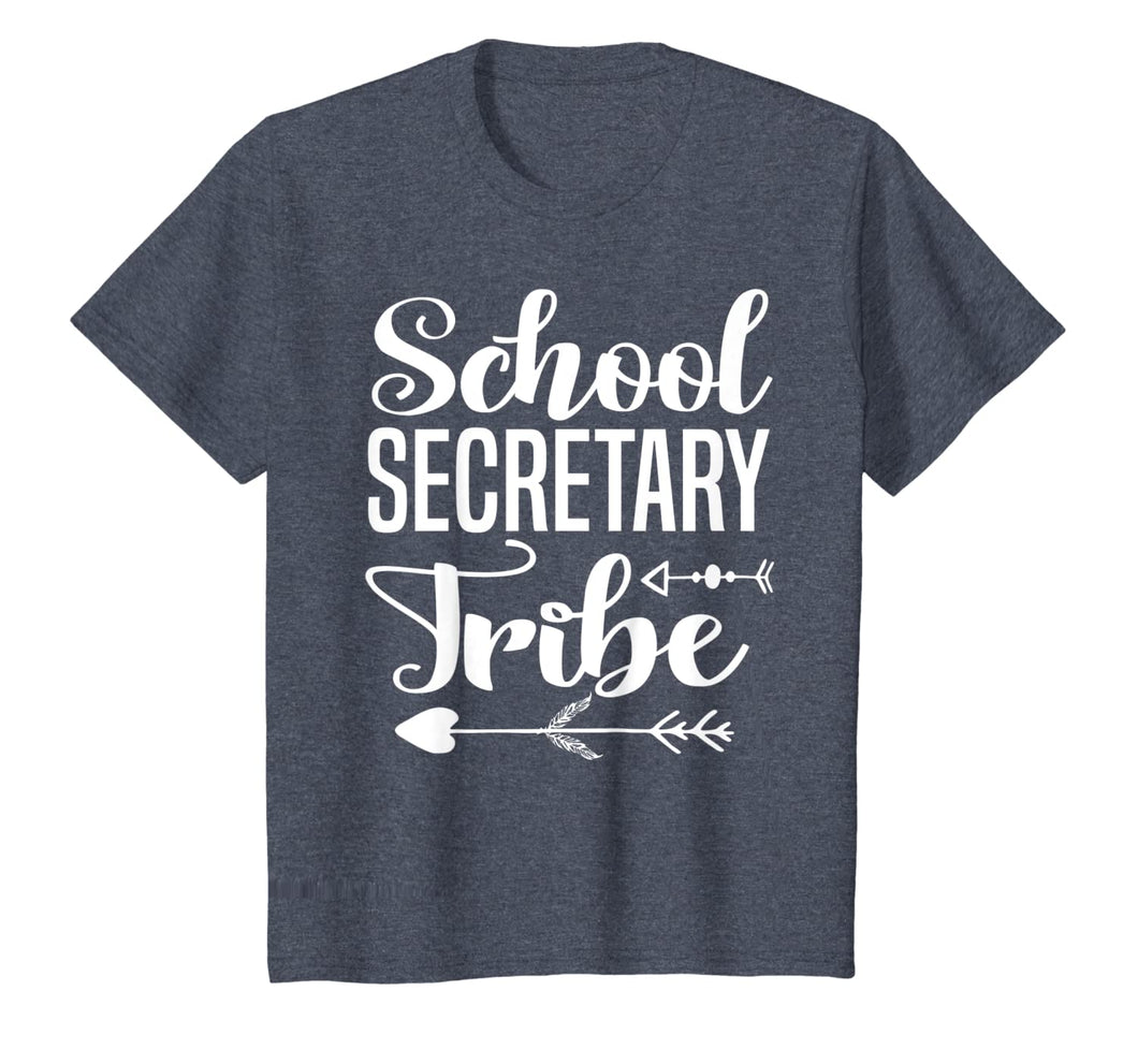 School Secretary Tribe Gift Teacher Back To School T Shirt