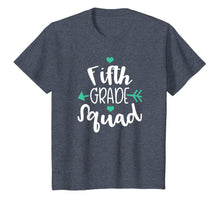 Load image into Gallery viewer, Back To School 5th Grade Squad Shirt For Teachers Students