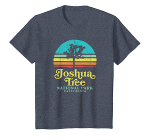 Vintage Joshua Tree National Park Retro T-Shirt