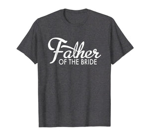 Mens Father of the Bride Shirt