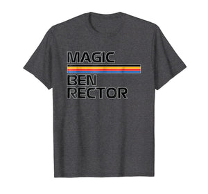 Love Ben Black T-shirt 2018 Cool Rector Present Magic