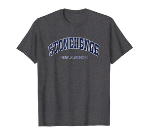 Stonehenge English Heritage England UK Tee Shirt T shirt