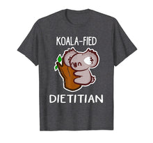 Load image into Gallery viewer, RD Koala-Fied Registered Dietitian Nutritionist Day T Shirt