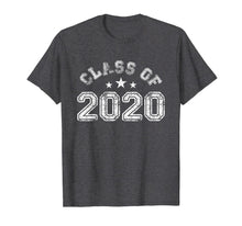 Load image into Gallery viewer, Vintage First Day Class Of 2020 Back To School T-Shirt Gifts