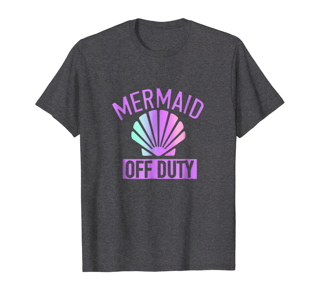 Mermaid Off Duty T-shirt
