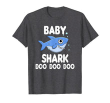 Load image into Gallery viewer, Baby Shark Shirt - Baby Funny Shark Tshirt