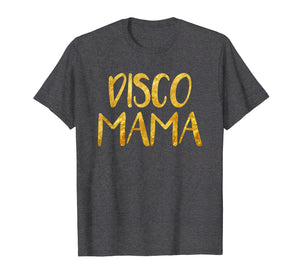 1970s Disco Mama Shirt 70s Outfits For Women Disco Queen Tee