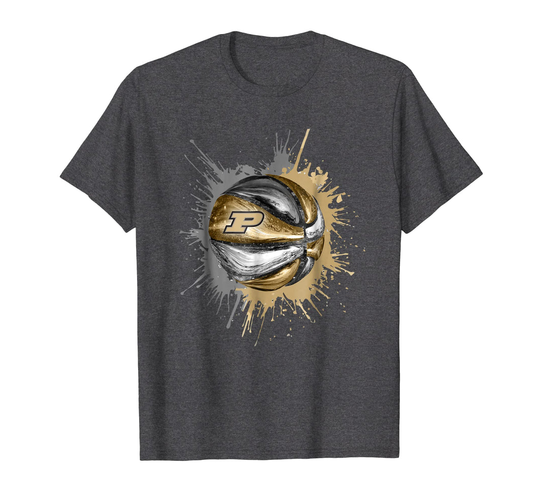 Purdue Boilermakers Hurricane Basketball T-Shirt - Apparel