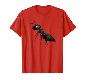 Ant Face Emoji Shirt Emoticon Animals Theme Party T-shirt