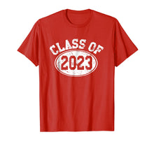 Load image into Gallery viewer, CLASS of 2023 T-Shirt Back to School Shirt for 8th Graders