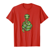 Load image into Gallery viewer, Cute Snake Shirt Clothing