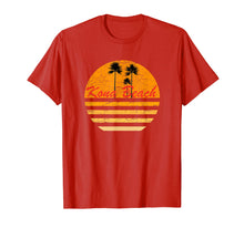 Load image into Gallery viewer, Kona Beach Hawaii Vintage Retro T-Shirt 70s Throwback Surf T