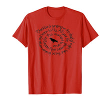 Load image into Gallery viewer, Blackbird Singing In The Dead Of Night Hippie TShirt